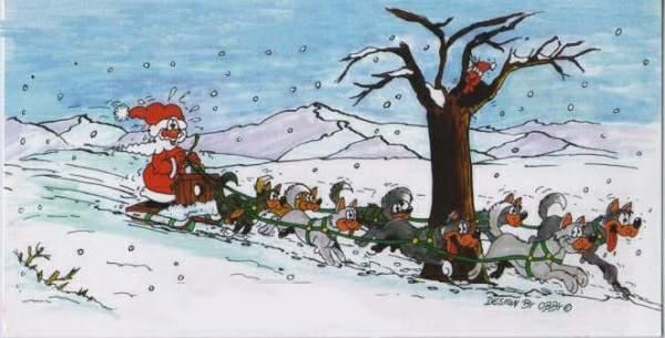 grappige kerst afbeeldingen