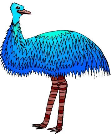 struisvogel-bewegende-animatie-0101