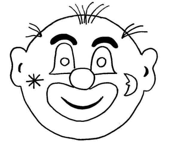 Kleurplaten Clowns: Bewegende Afbeeldingen, Gifs ...