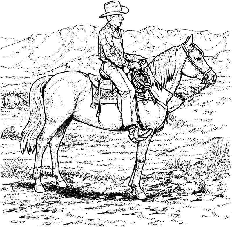 kleurplaat-cowboy-bewegende-animatie-0004