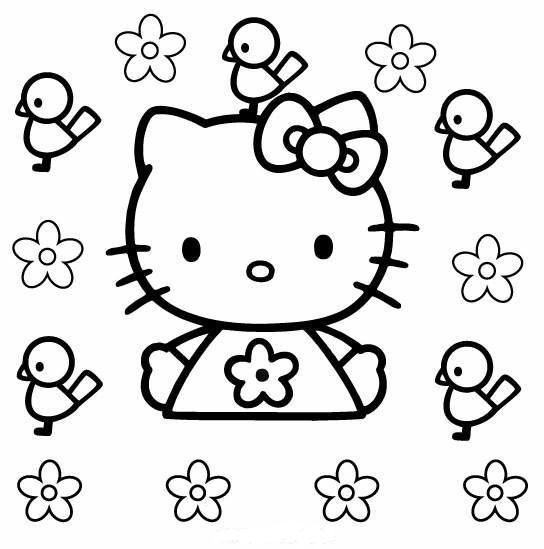 kleurplaat-hello-kitty-bewegende-animatie-0013