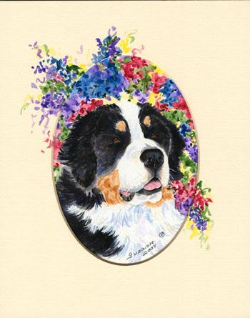 berner-sennen-hond-bewegende-animatie-0007