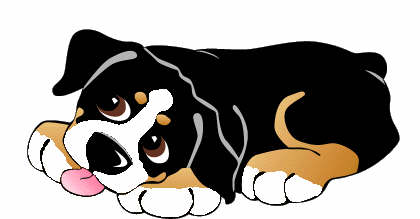 berner-sennen-hond-bewegende-animatie-0207